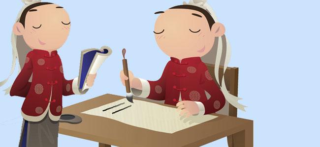 Fábulas chinas cortas para niños con moraleja