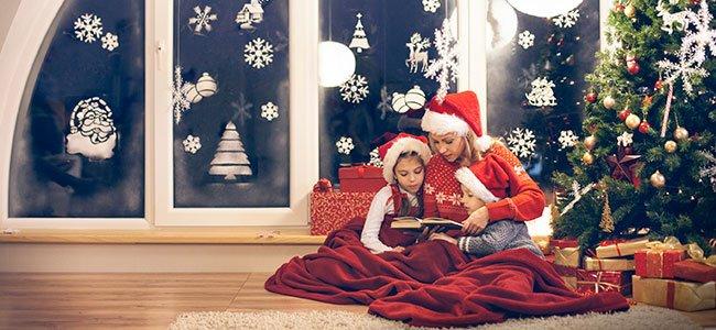 Fábulas sobre la Navidad