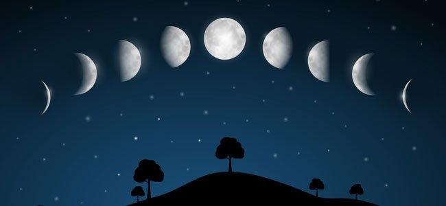 Resultado de imagen de imagenes de la luna para niños