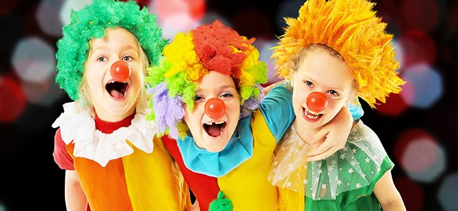 Fiesta infantil de circo para niños
