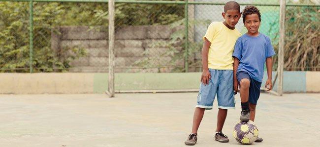 Juegos de Brasil para niños