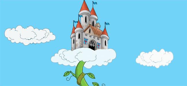 Cuento para niños: habichuelas mágicas