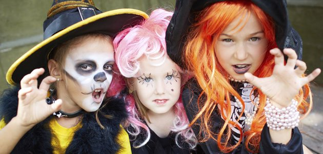 Ideas para celebrar halloween con los ni os - Ideas fiesta halloween ...