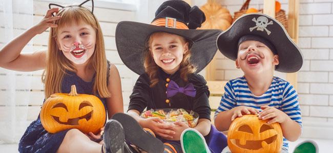ideas para celebrar halloween con los nios