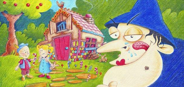 Hansel y Gretel, cuento infantil
