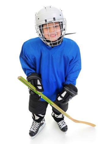 Hockey para niños