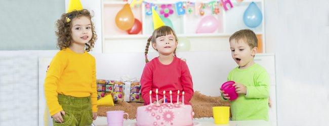 Ideas para las fiestas de cumpleaños infantiles.