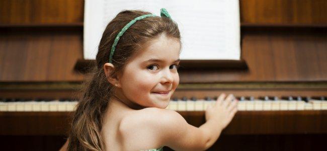 Instrumentos musicales para niños.