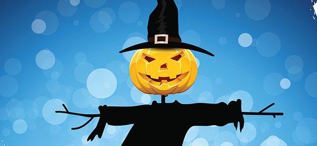 Leyenda para Halloween de Jack O'Lantern