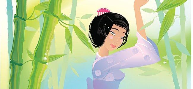 Cuento chino de la joven y el príncipe