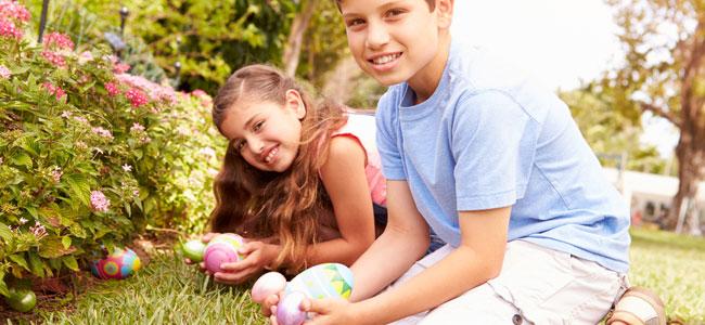 De Los Niños Pascua Para Juego Huevos El 3TJc1uFKl