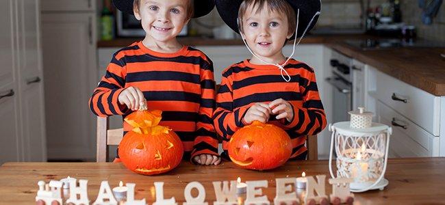5 juegos infantiles para afrontar los miedos en halloween