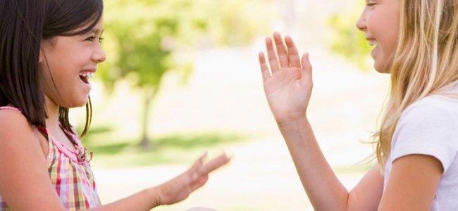 Juegos infantiles de palmas