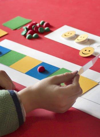 Juguetes apropiados para niños con discapacidad