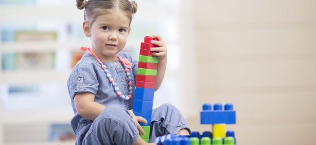 Juguetes para niños agitados e inquietos