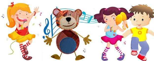 Imagenes De Niños Cantando Animadas
