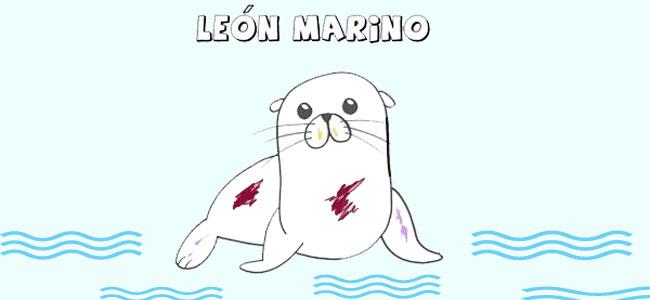 Cómo Hacer Paso A Paso Un Dibujo De Un León Marino