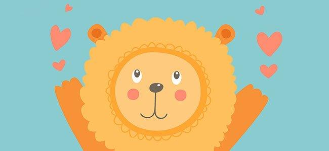Fábula: El león enamorado