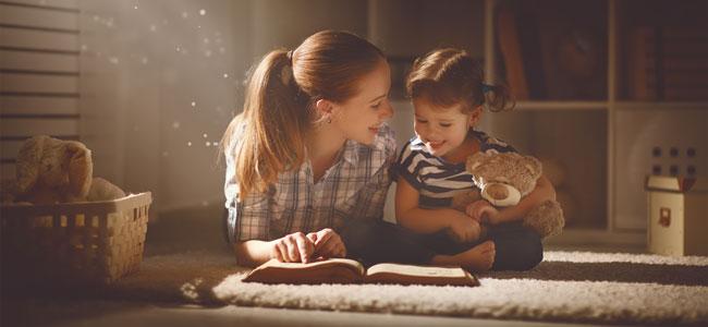 lo que enseñan los libros a los niños