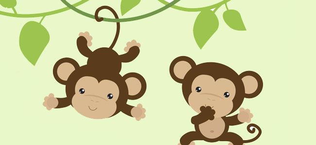 Los Monos Poema Infantil Sobre La Amistad