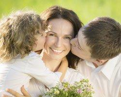 Besos para mamá