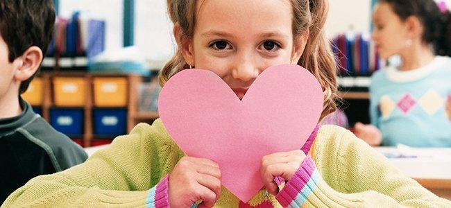 Manualidades para niños de San Valentín