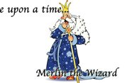 Merlin the wizard.
