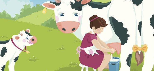 Cuento de la lechera en inglés