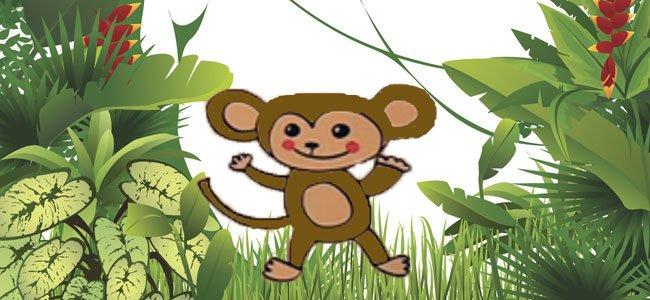 Cmo hacer un dibujo de un mono paso a paso