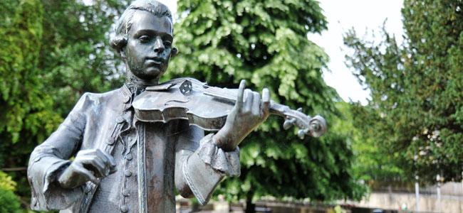 Hablar de Mozart con los niños