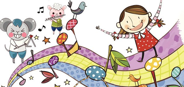 Música de Carnaval para niños. El Carnaval de los animales