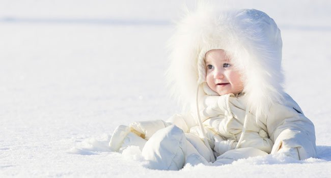 Esquí en la nieve para los niños