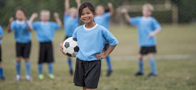5 fabulosas habilidades que el deporte aporta a tu hijo