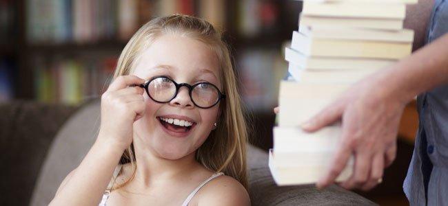 Los libros favoritos de los niños