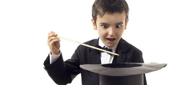 Preguntas sobre magia infantil