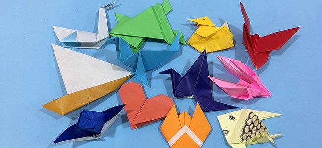 Vídeos de manualidades con papel