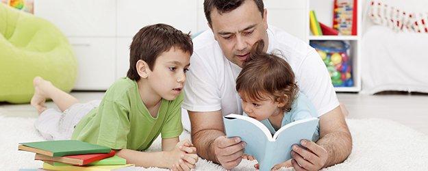 Cuentos cortos para leer a los niños.