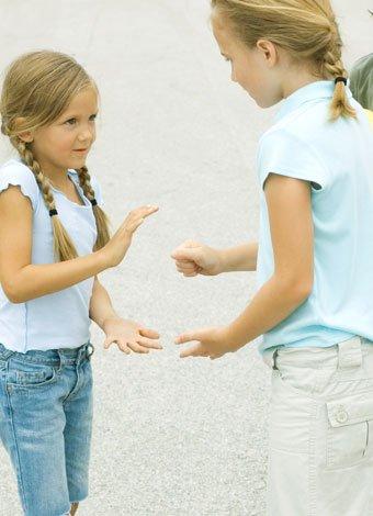 Juegos de palmas para niños
