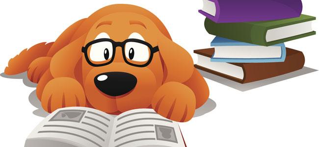Literatura con perros para niños
