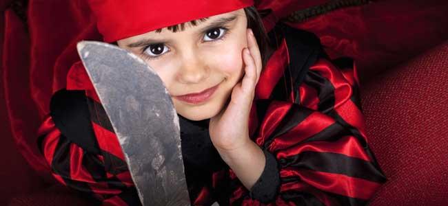 Manualidades de piratas para niños
