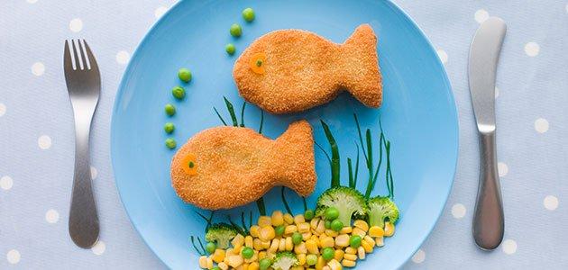 C mo decorar los platos de comida de los ni os - Platos originales y faciles de hacer ...