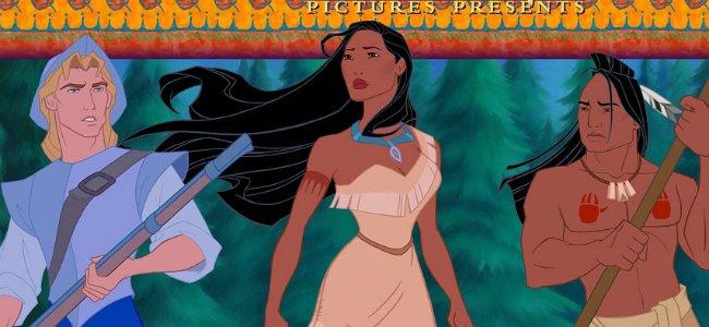 Canciones de Pocahontas.