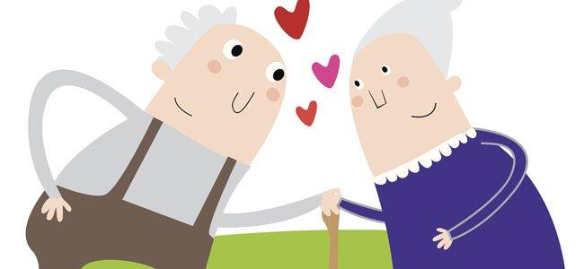 Poemas cortos sobre los abuelos y abuelas