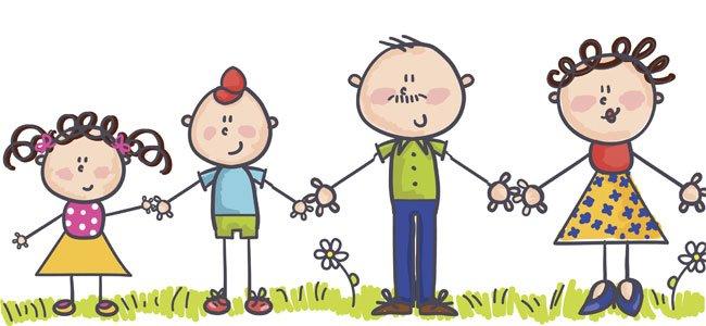 Poemas cortos sobre la familia for Concepto de la familia para ninos