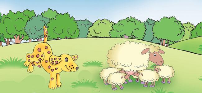Poemas infantiles sobre animales