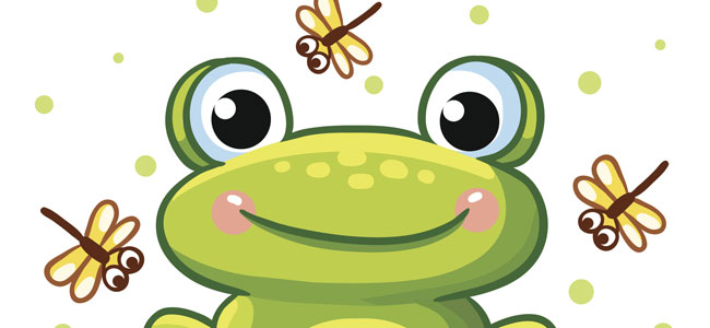 Cuento infantil Ranita la rana