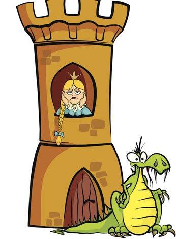 Cuento infantil de Rapunzel