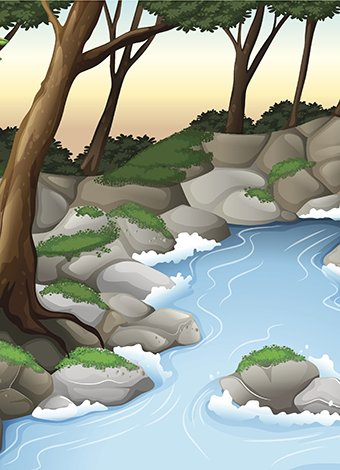 Agua, ¿dónde vas? Poema de Federico García Lorca.