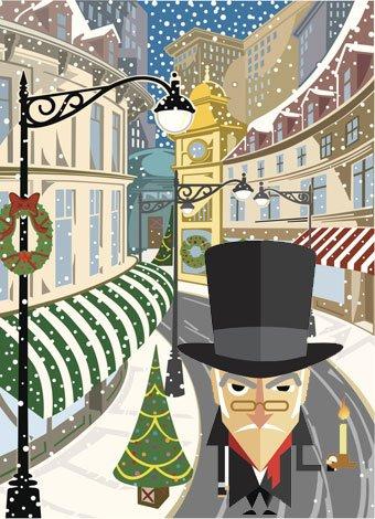 Cuento de Navidad de Dickens para niños