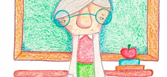 Cuentos sobre la lectura: Señorita Marisa